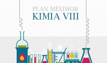 Plani mësimor, kimi VIII