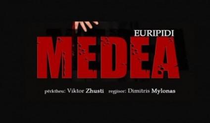 """Së shpejti, në teatrin kombëtar vjen """"MEDEA"""""""