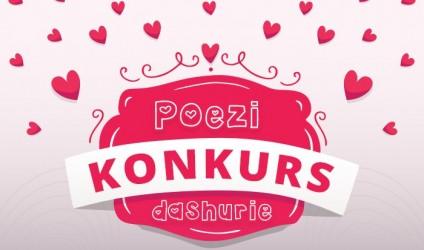 14 shkurti, na dërgoni poezinë tuaj të dashurisë