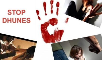 Stop dhunës!