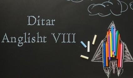 Ditar, anglisht VIII
