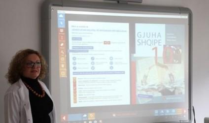 Orë digjitale në lëndën Gjuha Shqipe X