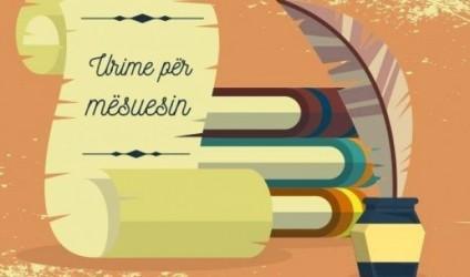Festa e mësuesit, urimet e artistëve shqiptarë