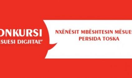 Nxënësit mbështesin mësuesen Persida Toska
