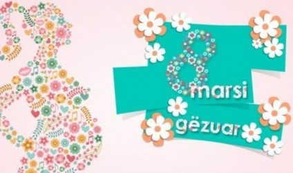 """Nënë, gëzuar """"8 Marsin""""!"""