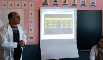 Modeli i një ore mësimore bazuar në TIK