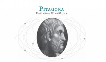 Pitagora, matematikani dhe filozofi grek