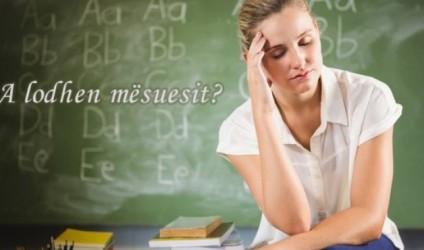 A është e lodhshme të japësh mësim?
