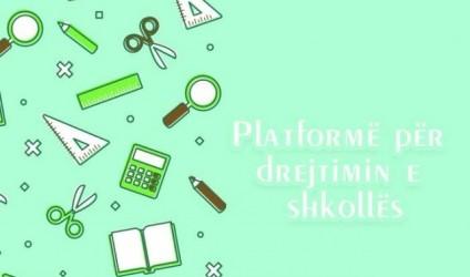 Model platforme për drejtimin e shkollës