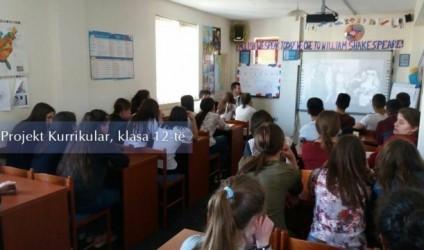 Projekt kurrikular, klasa e dymbëdhjetë