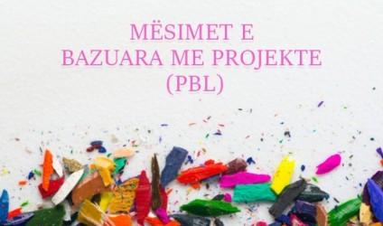 Mësim i bazuar në projekte (PBL) & STEM