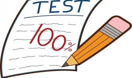 Model testi për provimin e klasës së nëntë