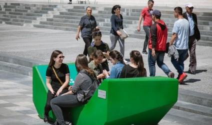 Bashkia e Tiranës, internet falas në qendër të qytetit