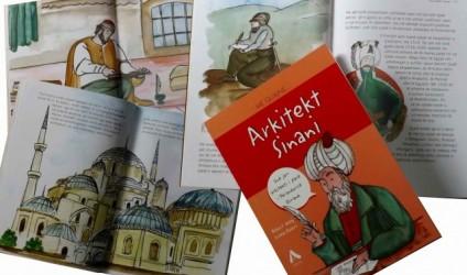 """Dhurojini fëmijës tuaj librin """"Më quajnë... Arkitekt Sinani"""""""