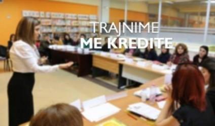 Më 27 prill trajnimet zhvillohen në Tiranë
