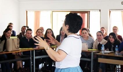 """Përfundon trajnimi me kredit """"Mësimdhënia në kurrikulat e reja"""" në Kukës dhe Berat"""