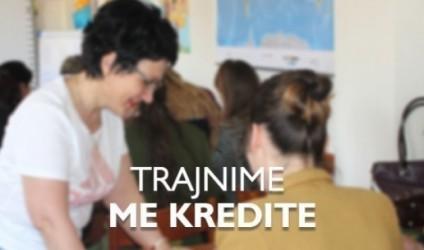 Trajnime me kredite në Shkodër më datën 27 prill