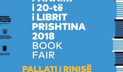 Prishtinë, panairi i 20-të i librit mbahet me 5-10 qershor