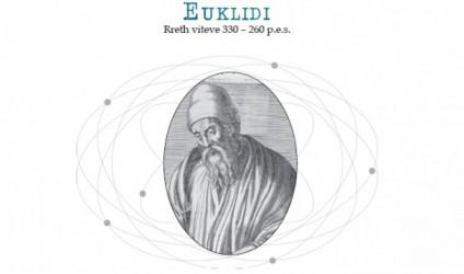 Elementet, vepra më e shquar e Euklidit në gjeometri
