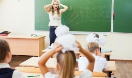 Mësuesit dhe nxënësit i ngjisin stresin njëri-tjetrit