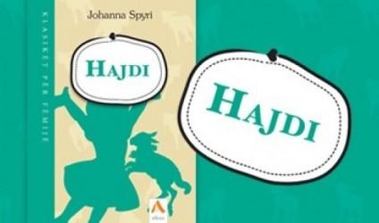"""""""Hajdi"""", vjen në shqip me përkthimin e papërsëritshëm të Afrim Koçit"""