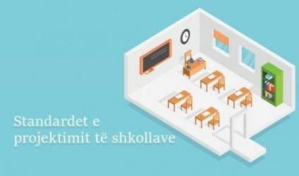 Standardet e projektimit të shkollave