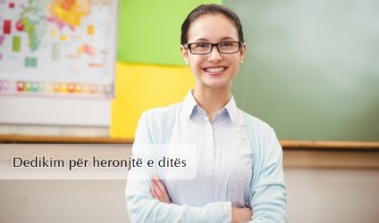 Dedikim për heronjtë e ditës