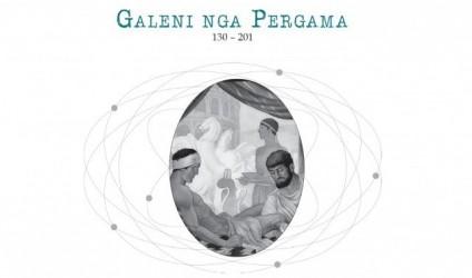 Galeni, i pari që futi në mjekësi konceptin e eksperimentit