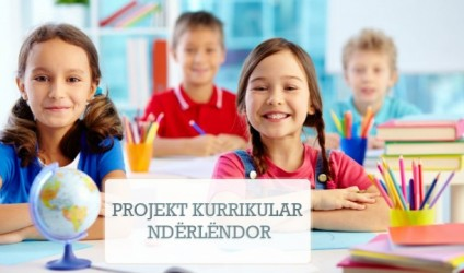 Projekt kurrikular ndërlëndor, klasa e I