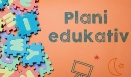 Plani vjetor i veprimtarive edukative