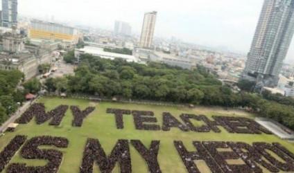 Mësuesit janë heronjtë tanë!