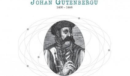 Gutenbergu krijoi kallëpe për shkronjat e para metalike