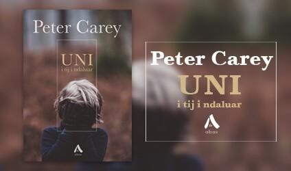 """Uni i tij i ndaluar"", Peter Carey"