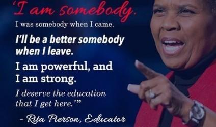 Rita Pierson, modeli i mësueses ideale