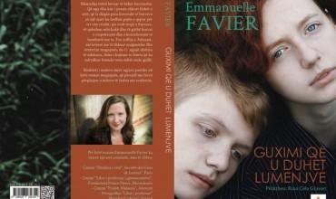 """Emmanuelle Favier në Shqipëri, takon lexuesit në stendën e """"Albas"""""""