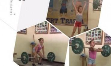 10-vjeçarja dy herë kampinone në peshëngritje