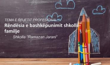 Rëndësia e bashkëpunimit shkollë-familje
