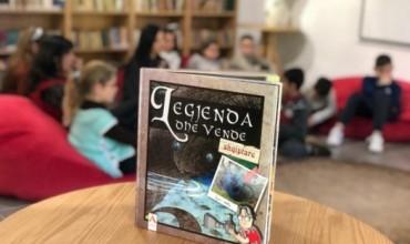 Lexojmë për fëmijët, bëhemi miq të librit dhe argëtohemi!