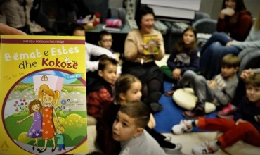 Bëmat e Estes dhe Kokosë, libri që rrëmbeu zemrat e fëmijëve