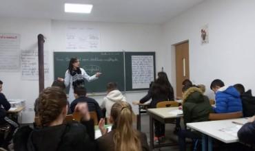 Orë model në lëndën e gjuhës shqipe