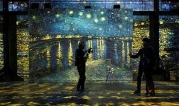 Ekspozitë me piktura të Van Gog në Paris