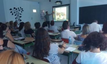 Platforma shkollore Albas e-libër, prezantohen risitë në shkollën Wilson