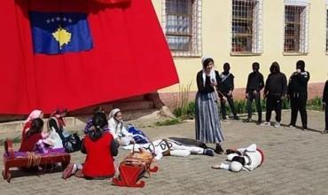 Eksodi i shqiptarëve nga kosova përmes dramatizimit