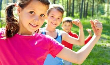 Të risësh fëmijë të shëndetshëm