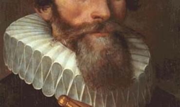 Meritat e Keplerit në astronomi