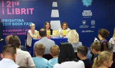 Blerta Perolli-Shehu: Recenzioni i librave mbi Aventurat Magjike të fëmijëve ishte më shumë kënaqësi, sesa detyrë.