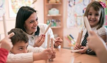 Për çfarë kanë nevojë fëmijët nga mësuesit e tyre?