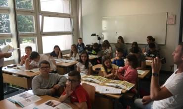 Edhe në Volketswill hapet shkolla shqipe!