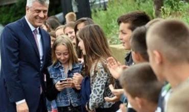 Sot, dita e parë e shkollës në Kosovë
