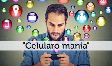 """""""Celularo mania"""", varësia e kohës moderne"""